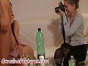 Checa Monika morena fica massagem rabo quente