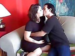 Carnudo bonito goth adora chupar pau