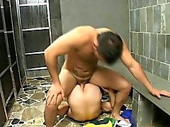 Gay Latino Men Intense Bareback Sex