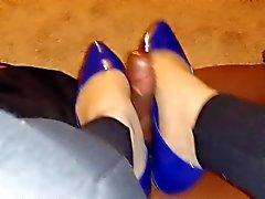 Collants e Flats la BBC Giochi di piedi Shoejob 2