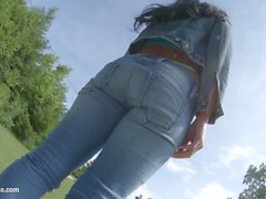 All Internal Hot messy creampie scene with Athina