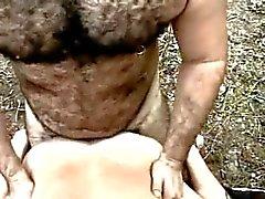 Hot Gay Ulkoilu karhua