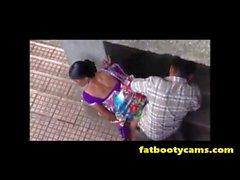Cam Hidden del Coppie che indiana cazzo fin che arriva esterna - fatbootycams