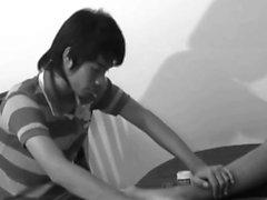 Bukkake Asya sikikleri ayakları