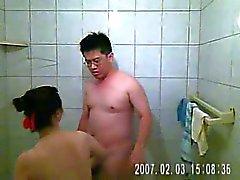 eşim videoya ve benbanyoda seks