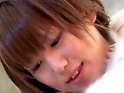 Mizuki Hana busty has crack licked and fucked in