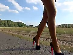 Lgh - немецком Tamia - Общественная Nylons высоких пяток Кроссовки