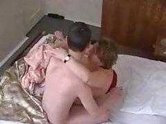 La mamma russa 53ye.old ha scopato con un ragazzo