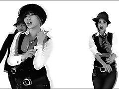 Ryhtyi ryhtyi XXX täyspitkä musiikkivideolla ( Aasialaiset , korealainen , sairaanhoitajan taikakalu )