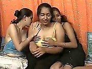 Индийский секс - Салман данным Sanjana - посещение realfuck24