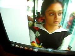 Jyothika tiíta .. jothika del pezón negro