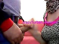 Do turbante de sexo Webcam de 3