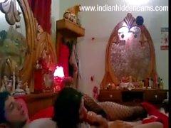 indischer Hochzeitspaar von Lakhnau Hardcore