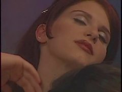 Bettie Ballhaus And Nadine Jansen Lick Each Others Tits
