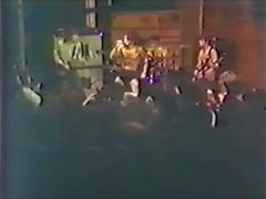 Henry orgasme op het podium kampioen Erotic 2