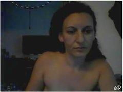 Moglie bulgara Radost masturbazione con sex toy