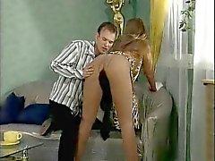 Deutsch Nylonbitch - Im Strumpfhose mit ein Kerl