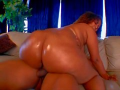 Angie Liebe Big Phat Black Wet Butts 7