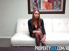 PropertySex - Üst düzey ajans için genç emlakçı görüşmeleri