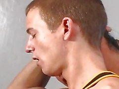 Muscle Mißbrauch jung Menschen Twink