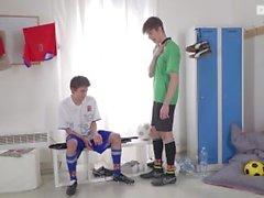 Fútbol enfoque escena 2