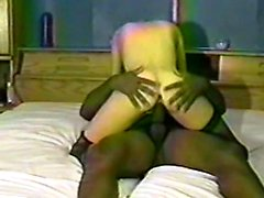 Double penetration gangbang european anal blonde