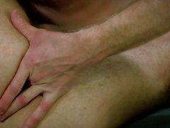 Big Dick sexo anal gay com Ejaculação