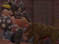 RoadHog Taming Ein Mutant Hound