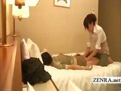 Подзаголовком Экстрим японский массаж отель попка с MILF