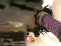 Goth Giantess Caroline, Pov - part 1