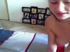 Turchia webcam girl - succhiare, scopata & sborra sul volto