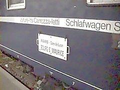 Fransman MILF inom Järnvägs