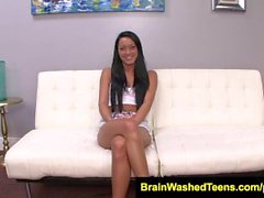 FetishNetwork Sabrina Banks Brainwashed hyno handjob
