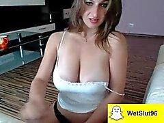 Frech Prostituierte wird von der Kamera erwischt