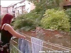 video italiaanse grote borsten