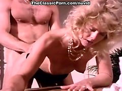 КЦ Вильямса , Рэнди Уэст в классическом порно видео с участием горячего