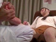 masaje de pies japonés y sexo