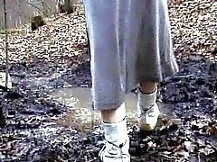 el vestido de lodo de 8