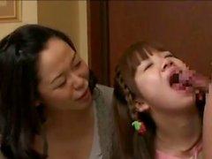 Japon değil anne-kız TV fantezi