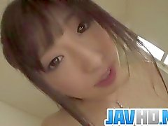 Asian honey wants it up her holes