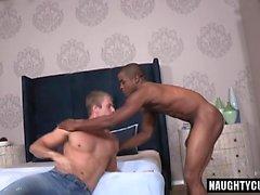 Cumshot ile Big dick gay anal seks