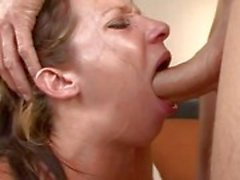 Jada Stevens gets throated raw