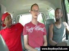 Big kaslı siyah eşcinsel oğlanlar sert 29 beyaz bir manticiler aşağılama