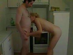 Mamma Biondo scopare Cucina abitabile Nel Hot Amateur cam maturo