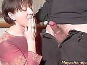 Maya spontanous jerking