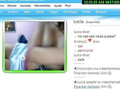 Adolescente na webcam 2
