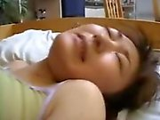Japanese belly button fetish sex 4