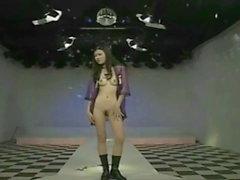 Les jolies femmes taiwanaises - sur scène