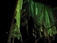 American Horror Story: Asylum: Teresa(Jenna Dewan Tatum) Leo(Adam Levine)