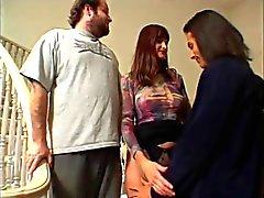 Frau nach Porno-Star , Cuckold gefickt